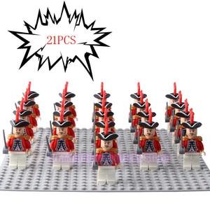 Image 5 - LegoING 軍海兵隊 Minifigured 帝国ロイヤルガード銃プレイモービルビルディングブロック子供のギフトのおもちゃ