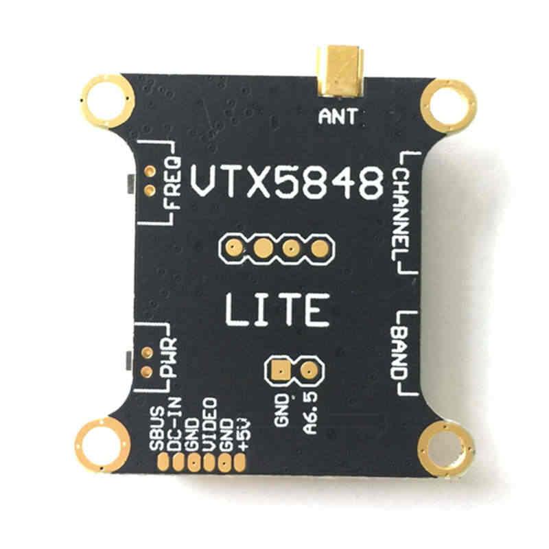 VTX5848 LITE 5.8G 25//100//200//400//600 mW Switchable FPV RC Drone Quadcopter VTX
