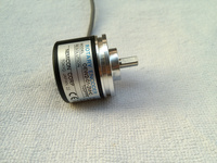 Optical Rotary Encoder NEMICON Small Speed Optical Rotary Encoder OEW2 01 2HC