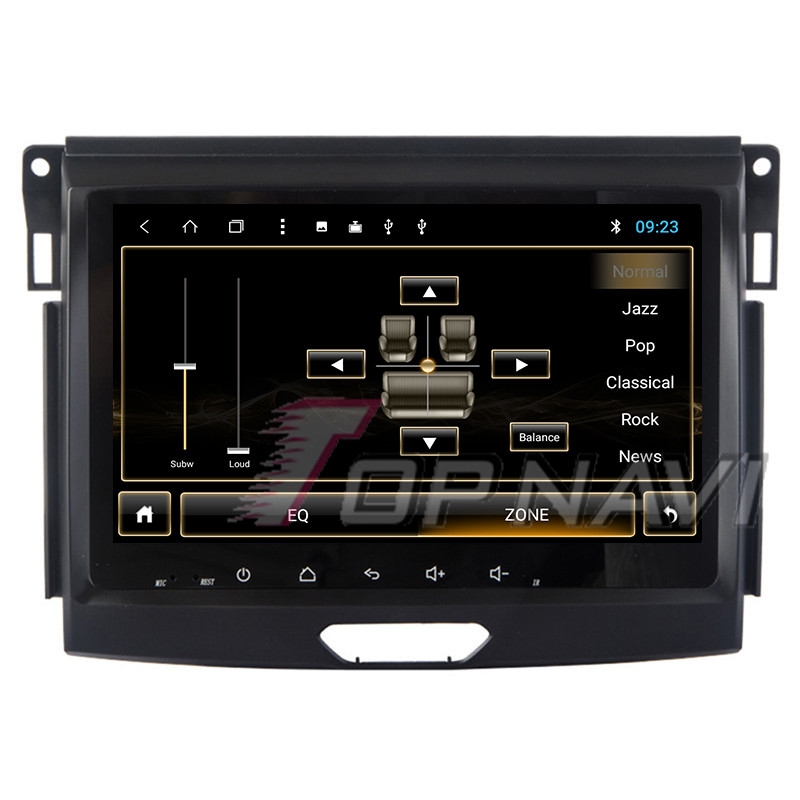 autoestereos para auto For Ford Everest 2015
