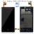 Preto 100% test for nokia lumia 520 lcd display touch tela de Digitador Assembléia + Moldura Quadro de Substituição + Ferramentas Gratuitas grátis
