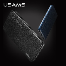 USAMS Universal 5000mAh power bank External battery dual USB powerbank for phone charger