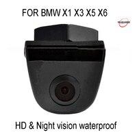 Камера для автомобиля BMW X5 E50 99 05 черный E70 06 12 F15 13 17 CCD HD ночной вид Провода автомобиль обратно камера заднего вида парковочная камера