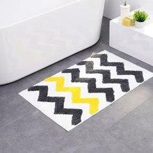 Fine Fiber Bathroom Mat Carpet Full Shop Home Kitchen Mats Door Living Room Supplies