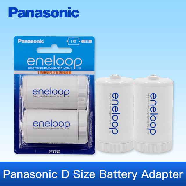 Aliexpress Buy Panasonic Eneloop Battery Converter Tube