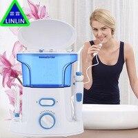 LINLIN 600ml Oral Hygiene Portable Water Oral Floss Dental Irrigator Floss Dental Teeth Care Oral Irrigation Set Oral