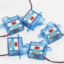 5pcs/lot PES GH S37A 3.7g Servo Mini Micro Servo for RC plane Helicopter Boat Car