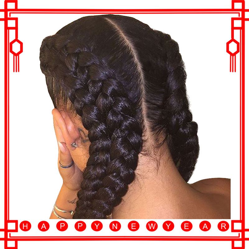 Kinky Curly Wig Pre Plucked Lace Front Human Hair Wigs With Baby Hair 130% Brazilian Glueless Full Lace Wig For Women Black Remy