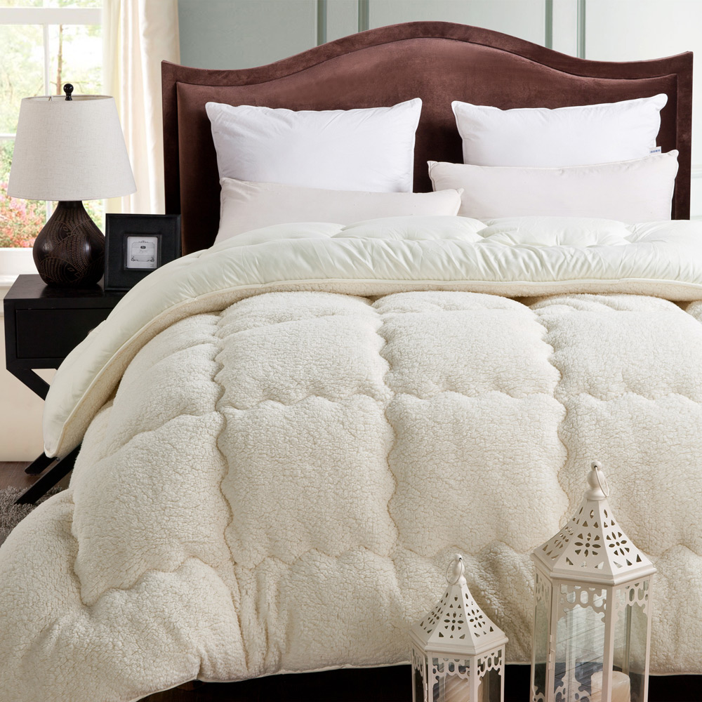 full with insert tabs corner reversible white quilted comforter duvet plush