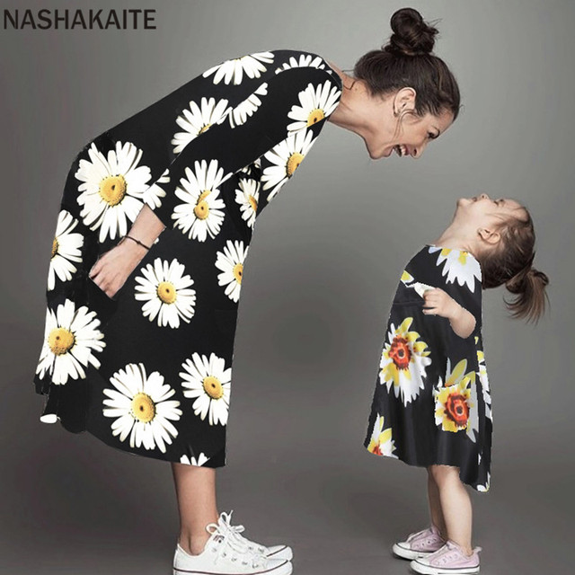 NASHAKAITE Mommy Me Clothes...