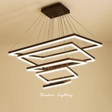 цена Minimalism DIY hanglamp Modern Led Pendant Lights For Dining living room suspension luminaire led Pendant Lamp light fixtures в интернет-магазинах