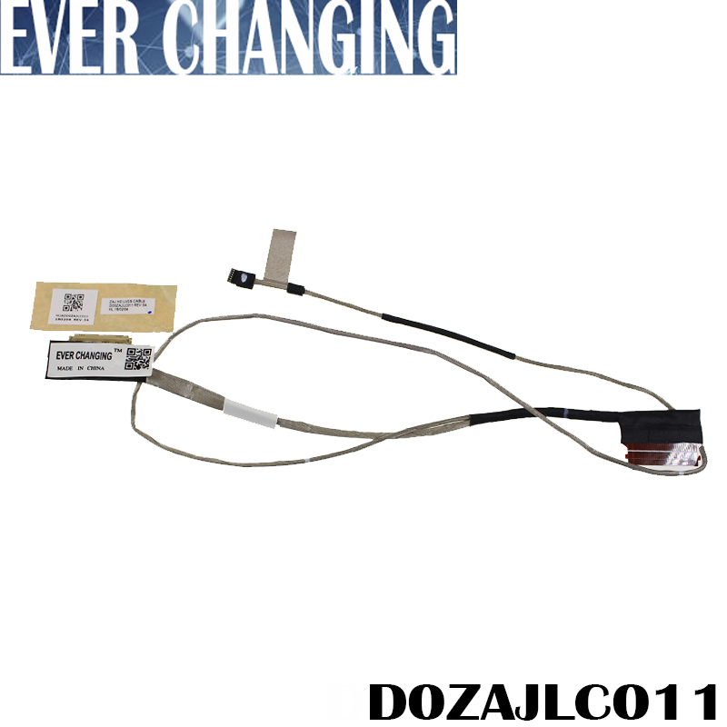 Computer Cables for Lenovo Y40-70 Y50-70 Y50 Y40 Laptop Hard Drive Interface SATA Cable HDD Cable DC02001WB00 Cable Length: 0.6m