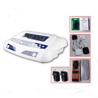 dual detox machine Ion Ionic Cleanse Detox Foot Spa Machine for two persons with massager slippers AH 805D