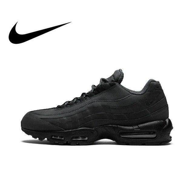 buy popular 62ffd 12667 Original Authentic NIKE AIR MAX 95 ESSENTIAL Mens Running Shoes Sneakers  Sport Outdoor Walking Jogging Comfortable 749766