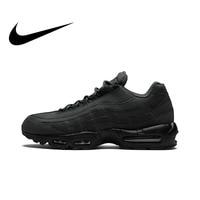 Original Authentic NIKE AIR MAX 95 ESSENTIAL Mens Running Shoes Sneakers Sport Outdoor Walking Jogging Comfortable 749766