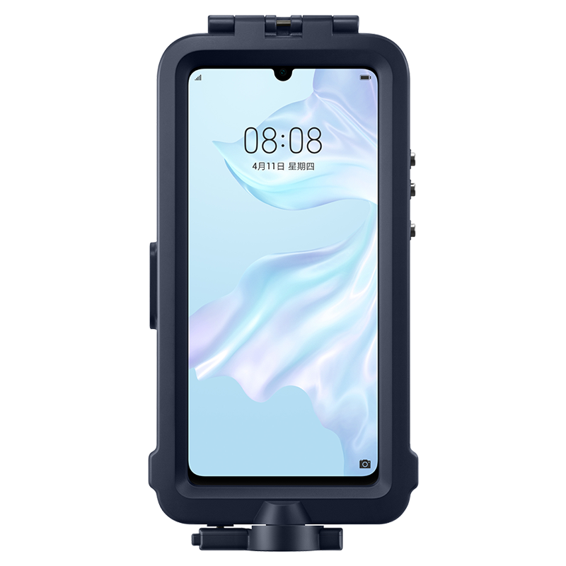 Image 5 - HUAWEI P30 Pro Case Original Official Waterproof Swimming Diving Camera Protect Cover HUAWEI P30 Pro Snorkeling Case Cover-in Fitted Cases from Cellphones & Telecommunications