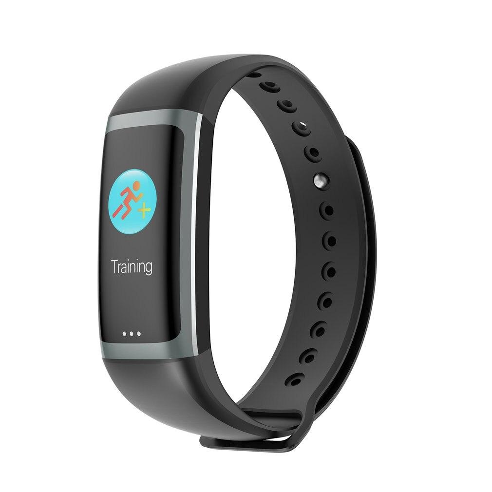 G26 Smart Band Bracelet Color Display Blood Oxygen Pressure Heart Rate Sleep Reminder Fitness Wristband Men Women Watch New