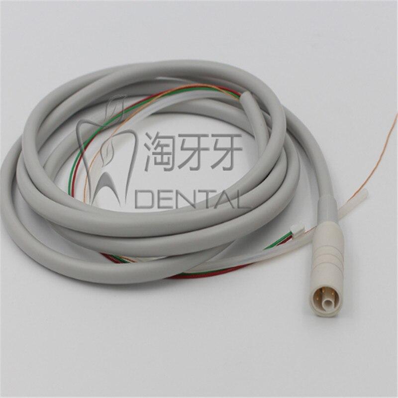 A0101 câble de détachement dentaire pour détartreur à ultrasons poignée de pièce à main tuyau pour queues poignée de fil de fibre optique fit Woodpecker EMS