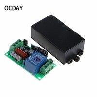 315 MHz/433 MHz AC 220 V 10A 1CH RF Télécommande Sans Fil Commutateur 4 Récepteur + 2 Émetteur