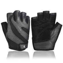 Brand Black Man Women Gym Handsker Gym Body Building Træning Fitness Handsker Sports Weight Lifting Træning Slip-Resistant Gloves