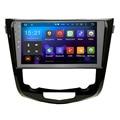 Quad Core Android 5.1.1 Автомобильный GPS для Nissan X-Trail Qashqai 2014 2015 С Емкостным экраном нет dvd Стерео NAVI Автомобиля радио