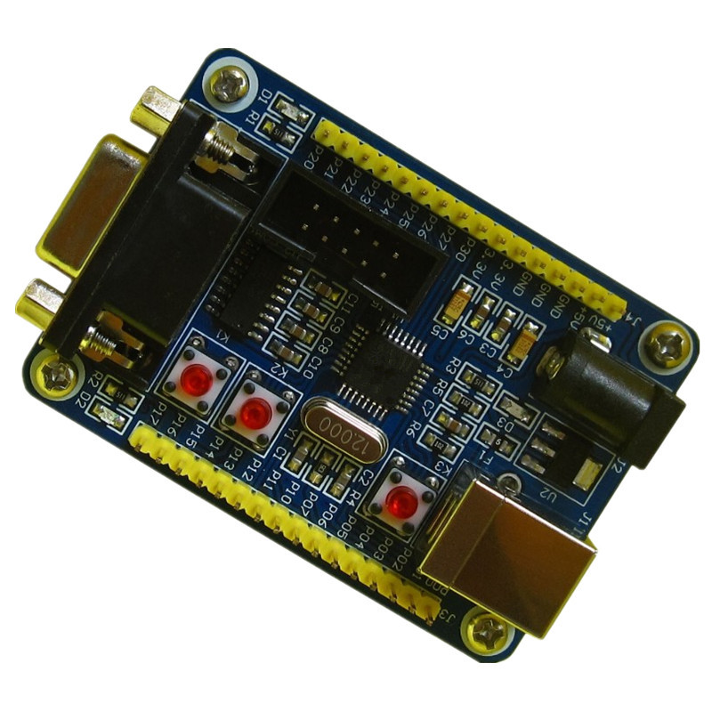 C8051F320 Minimum System Development Board / Learning Board / 51 MCU Development Board