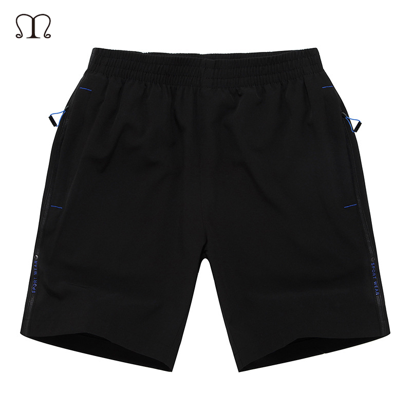 2017 Brand Summer style Fashion Men Loose solid color Shorts Mens Casual Fitness workout Crossfit jogger Shorts plus size M-5XL