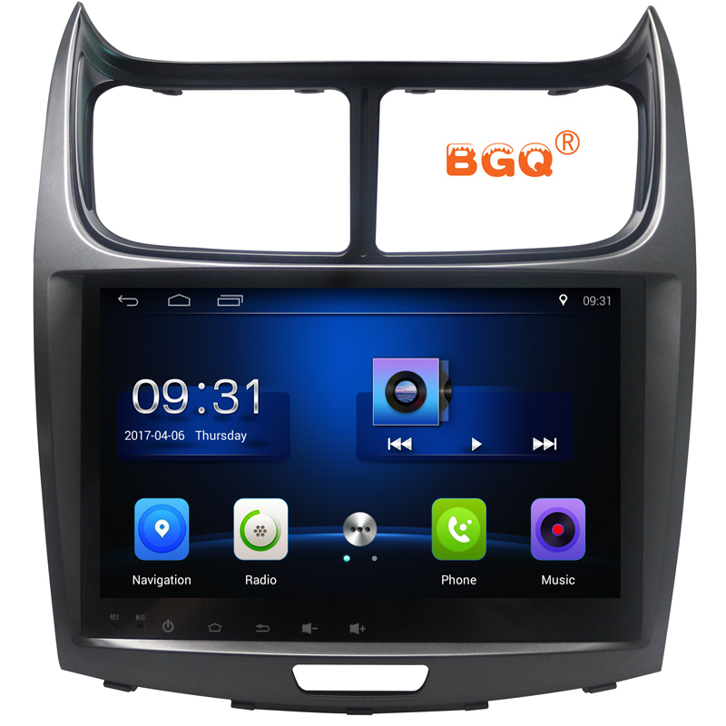 9 Android Car DVD Player GPS for Chevrolet Sail 2010 2011 2012 2013 2014 audio car radio stereo navigator with bluetooth wifi