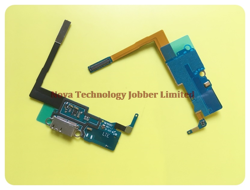 Note3 Charging Port For Samsung Note 3 N9005 Micro USB Charger Connector Flex Cable Replacement Parts