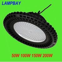 10 Pack Free Shipping LED High Bay Light 50W 100W 150W 200W UFO Shaped Chain