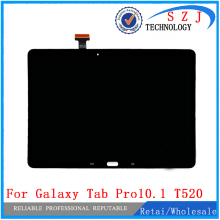 Neue 10,1 zoll fall Für Galaxy Tab Pro10.1 T520 T525 Touch display Screen Digitizer Für Samsung Galaxy Tab 10,1 Pro T520 T525