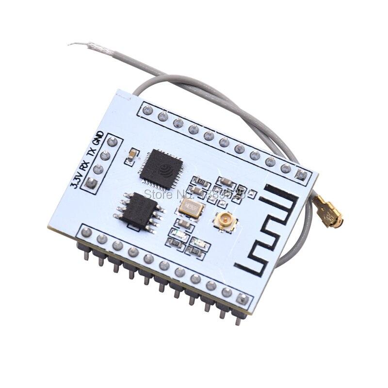 5pcs/lot ESP8266 Serial Port WIFI Wireless Transceiver Send Receive Module IO Lead Out ESP-201