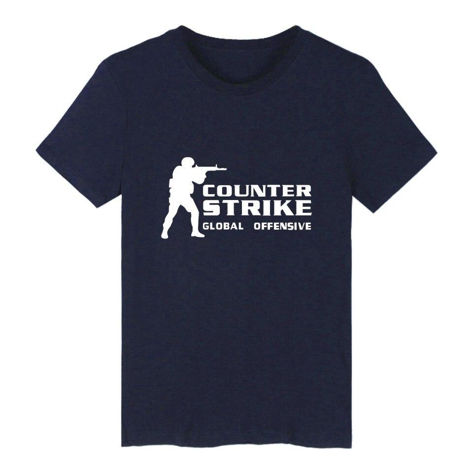 CS GO särk Counter Strike T särk Men O-Neck cs minna Riided cs Suvi - Meeste riided - Foto 4