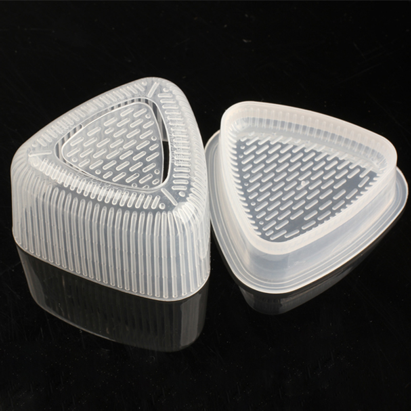 4pcs Sushi Mold Rice Ball Maker Sushi Rice Cake Press Mold Making Tool Rice Mould Cooking Tools