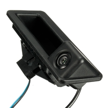 170 Degree Wide Angle HD CCD Rear View For BMW E82 E88 E84 E90 E91 E92