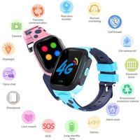 Y95 Children Smart Watch HD Video Call 4G Full Netcom With AI Payment WiFi Chat GPS Positioning Watch For Kids Bracelet