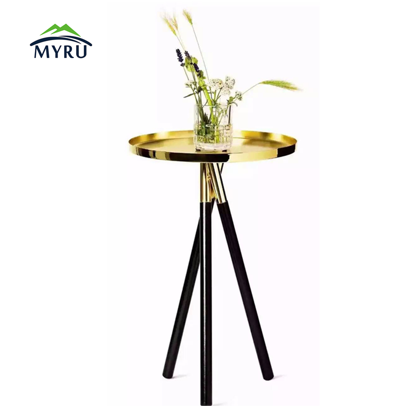New design coffee table wooden home furniture flower pot for Home furniture center table design