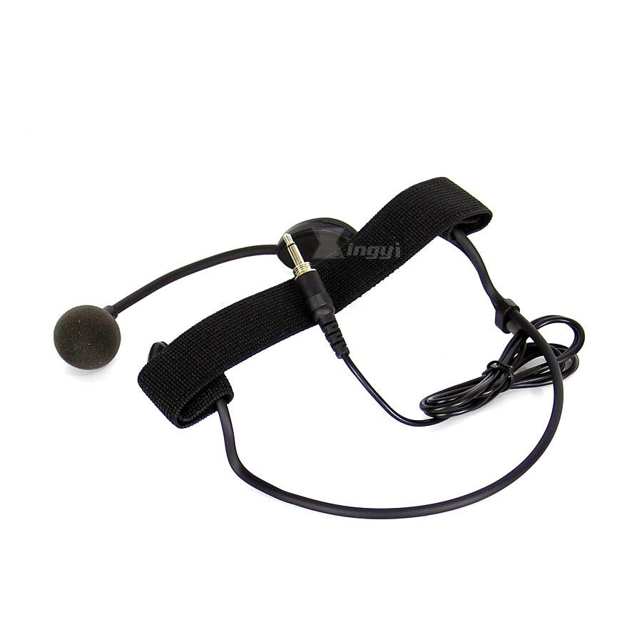 4 шт профессиональный конденсаторный микрофон 3,5 мм с винтовой вилкой, гарнитура, микрофонная система для беспроводного передатчика