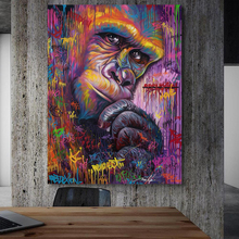5D DIY Diamond Painting Full Square Monkey Diamond Embroidery Cross Stitch Rhinestones Mosaic Art Y2217 sexy woman full square diamond painting cross stitch diamond embroidery 5d diy european mosaic rhinestones