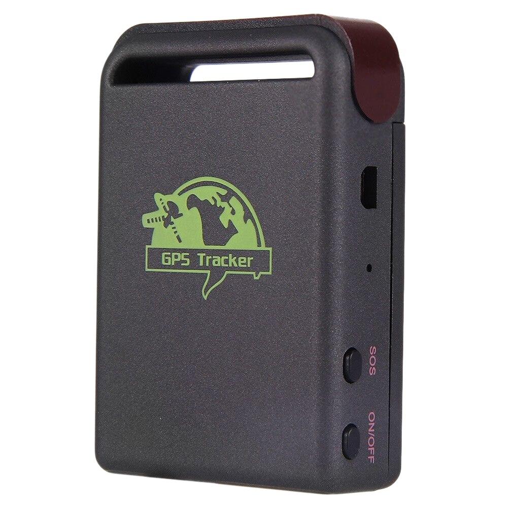 Mini GSM GPRS GPS Tracker Do Veículo ou Do Veículo Do Carro de Rastreamento Dispositivo Localizador TK102B Cabo Adaptador