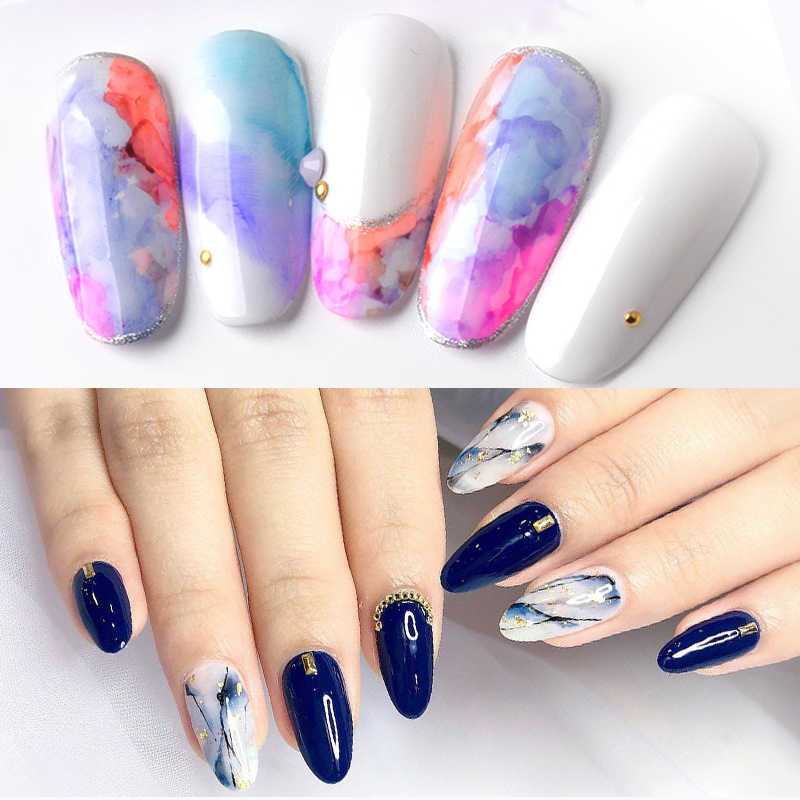Detail Feedback Questions about 15ML Watercolor Ink Blooming Nail ...