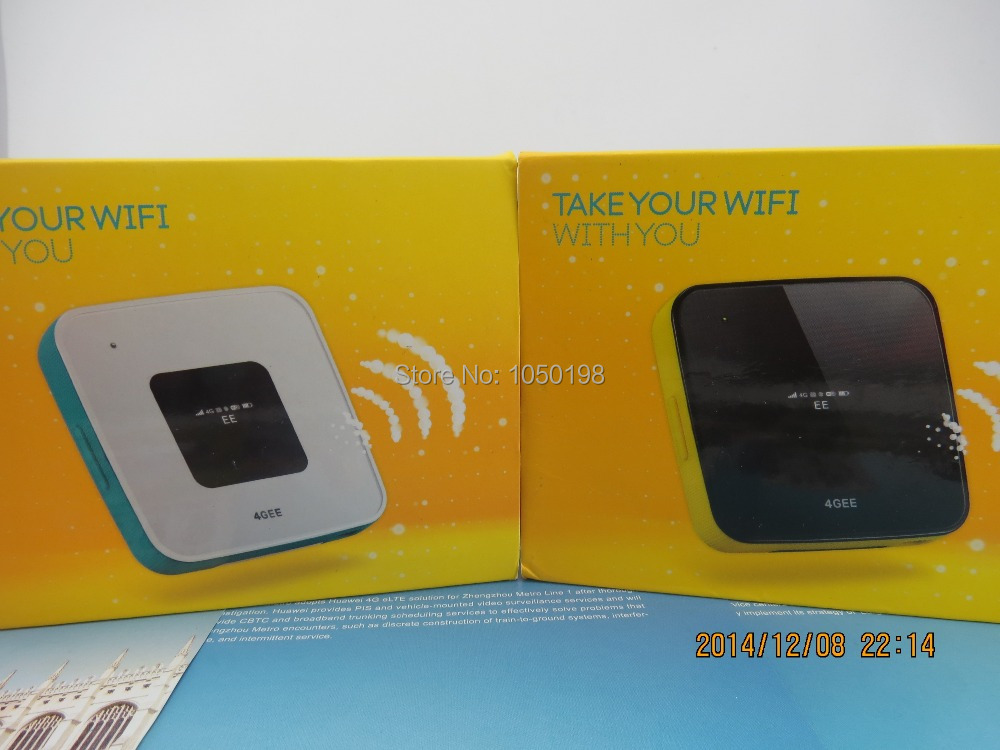 2014 New Arrival Original Unlock LTE FDD 150Mbps Alcatel One Touch Y855 3G 4G WiFi Router With Sim Card Slot