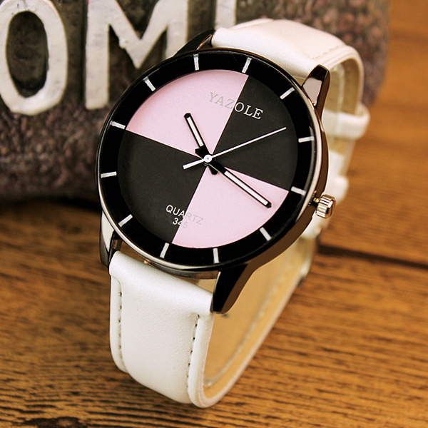 07ab94f3aeb YAZOLE 2017 Ladies Watch Mulheres Relógios de Marca Famosa Feminino Relógio  de Quartzo Relógio de Pulso De Quartzo relógio Montre Femme Relogio feminino  em ...