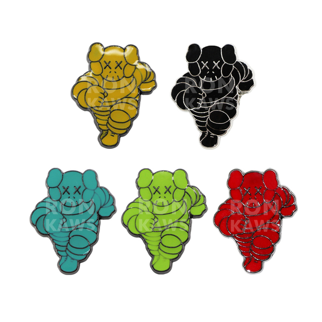 a7d3b94b RON KAWS kaws chum toy mailu-in Action & Toy Figures from Toys ...