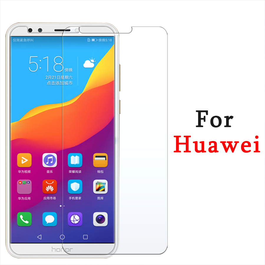 Phone Screen Protectors For Huawei Y7 Prime 2018 Glass For Huawei Y7 Prime 2018 Screen Protector Y6 Prime 2018 Tempered Glas Film Protective Ultra-thin Cellphones & Telecommunications