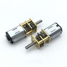 Gear motor motor, 1000:1, 12mm N20 miniature DC motor, 3V-12V low speed high torque