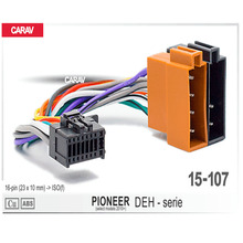 Head-Cable Car Deh-Series Carav for PIONEER Wiring-Connector Adapter-Plug Radio-Wire