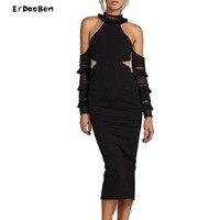 HIGH QUALITY Newest Fashion Runway Dress Women S Off Shoulder Exposure Luxury Handwork Pearl Beading Dress