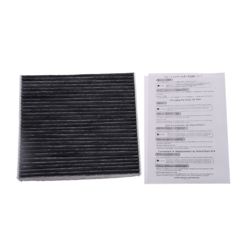 SAILFLO Carbon Fiber Cabin Air Filter 87139-50060 ADT32514 For Toyota Camry RAV4 Yaris
