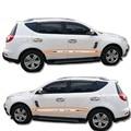 Geely EX7 Emgrand X7 EmgrarandX7 SUV, porta Do Carro luz bar/strip